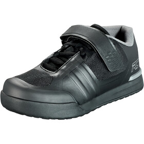 Ride Concepts Transition Chaussures Clipless Homme, black/charcoal